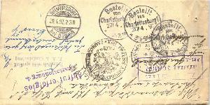 Brief Freundlich Lettland 4 Siehe Scan R