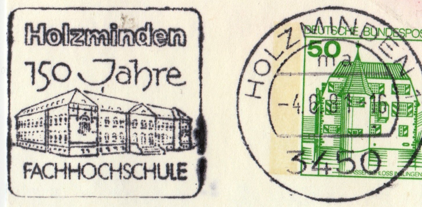 Philaseiten.de: Motiv Universitäten