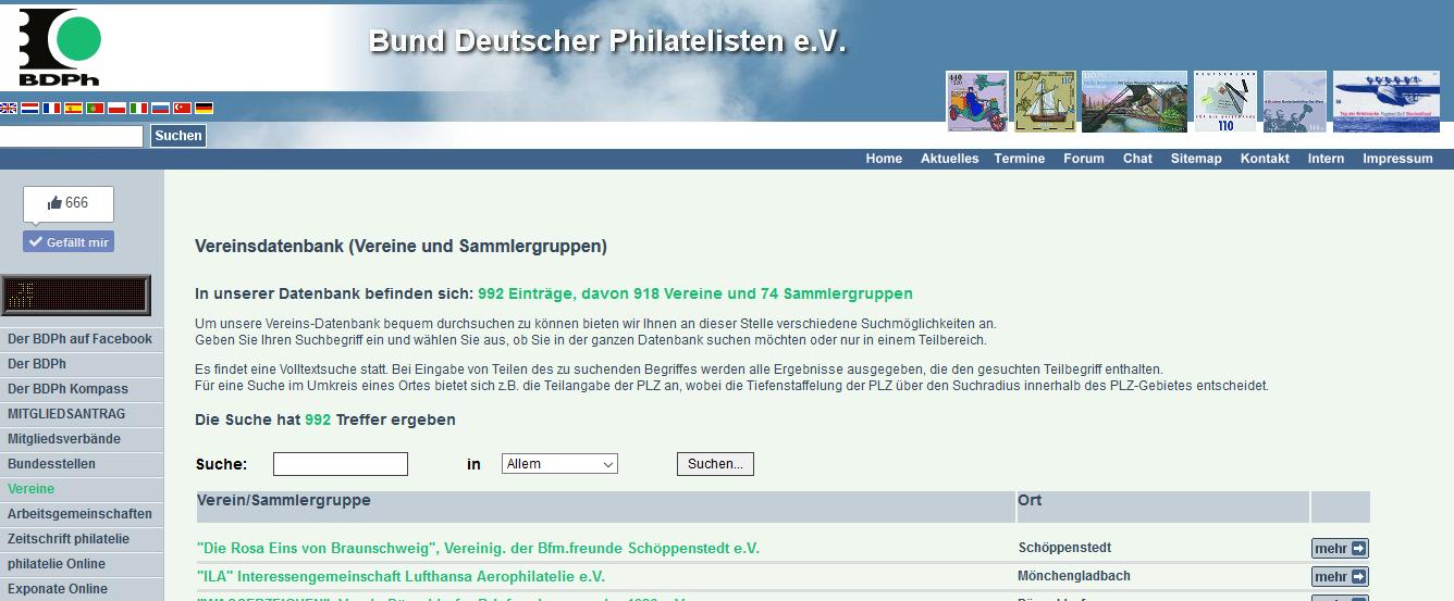 Philaseiten.de: **** Antrag des WPhV zum LV-Tag am 07.04.18 ...