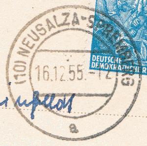 294 Gestempelt Luxus!! Klar Und Unverwechselbar Nr Schnelle Lieferung Ddr 1951 Mi