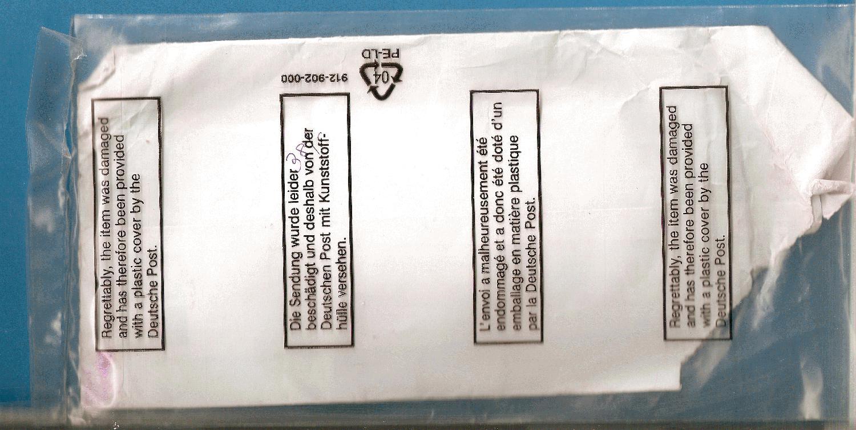 Philaseitende Offener Brief Des Bdph An Die Briefzentren Der