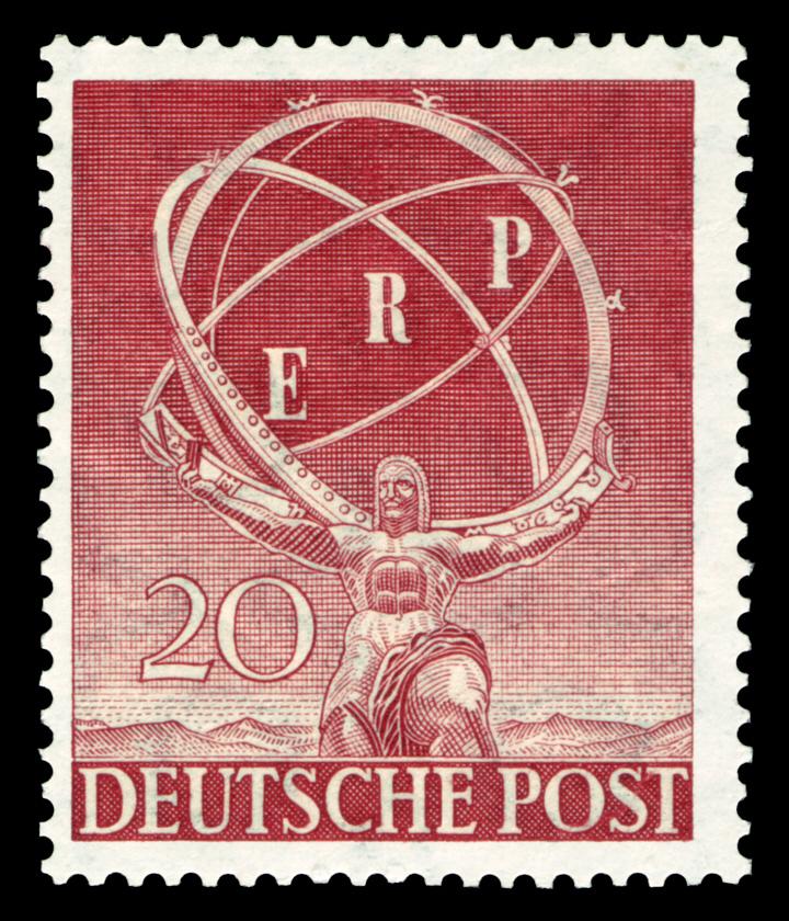 Philaseitende Briefmarken Zum Tage
