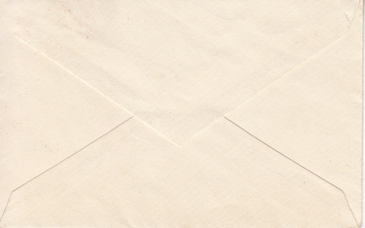 kleiner brief damenbrief oder visitenkartenbrief. Black Bedroom Furniture Sets. Home Design Ideas