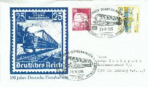 Finnlandia 1988 Postbeförderung ZuverläSsig Finnland Block 3 Esst Europa Briefmarken