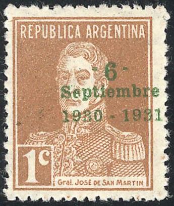 Briefmarken Argentinien Diplomatisch Briefmarken Argentina 1908