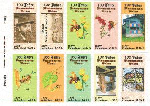 Clever Erste Euromarken Motivsammlung Im Album Reisen Briefmarken Weltweit