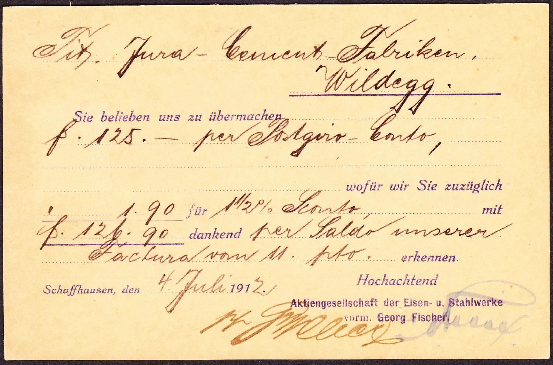 PhilaSeiten.de: Custos Portokontrolle