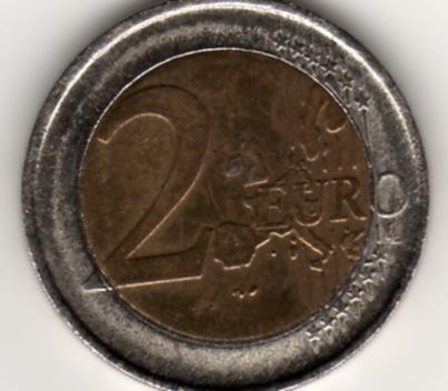 Philaseitende Münzen Falsche Euro Münzen Im Umlauf