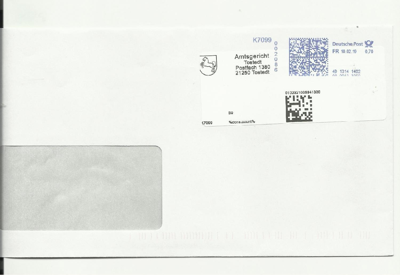 Nationale Post online datiert