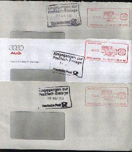 Aktiv Schaubek Fo-013 Folienhüllen Für Größere Briefumschläge 148 Mm X 210 Mm Packung Klebefälze & Klebestreifen