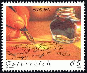 Briefmarken Auf Briefmarken Eleganter Auftritt Motiviert Philatelie Briefmarken