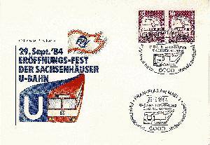 Liechtenstein Fdc 1262-65 Nachdenklich 2001