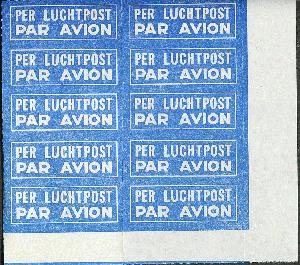 Großbritannien Großbritannien National Briefmarkenausstellung März 1947 Red Abbrechen Mit Paar 100% Original Briefmarken