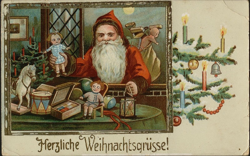 Amerikanische Weihnachtskarten.Philaseiten De Weihnachtsmotive Auf Marken Stempeln Und Belegen