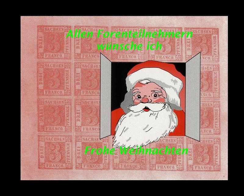 Philaseiten.de: Weihnachten 2012 - Weihnachtskarten - Weihnachtsgrüße
