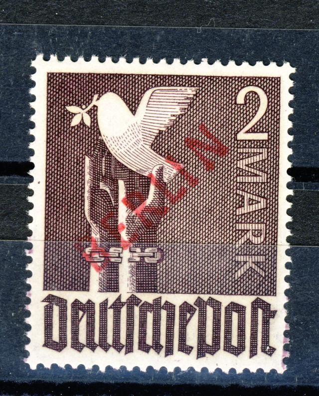Briefmarken Diverse Philatelie --- Das Beste 2x Dr Fälschung