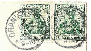 Briefmarken 2019 Neuer Stil Briefmarken-briefe-dr-mi.nr.850+851+852+853 Kataloge Werden Auf Anfrage Verschickt Deutschland Vor 1945