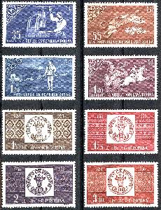 Alte Briefmarke Belgien Starke Verpackung Briefmarken Belgien