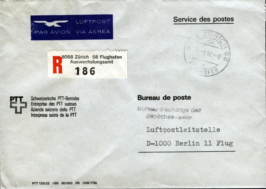 Philaseitende Dienstbriefe Und Dienstganzsachen Der Deutschen Post