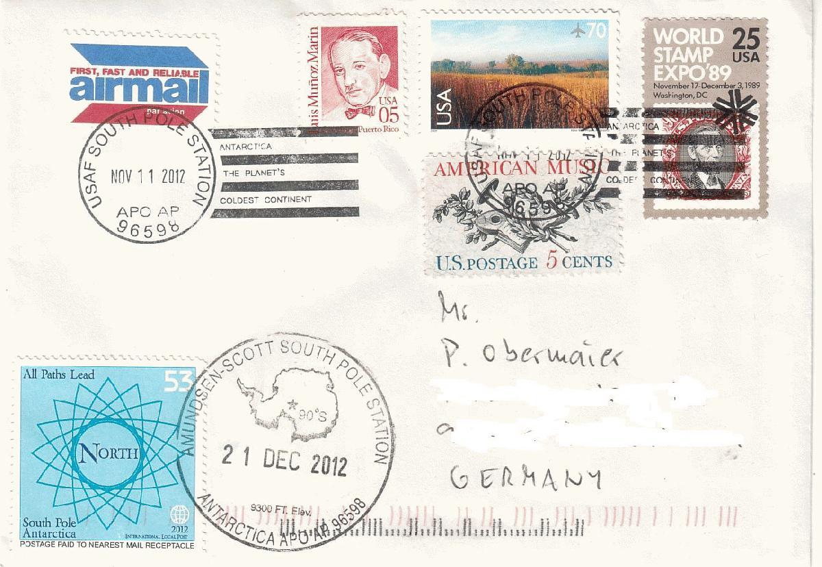 Philaseitende Extreme Postlaufzeiten Immer Schön Langsam
