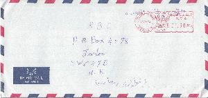 Briefmarken Briefmarken Motiviert Österreich Sonderbeleg Aua Erstflug Wien Hannover Lh 301 R