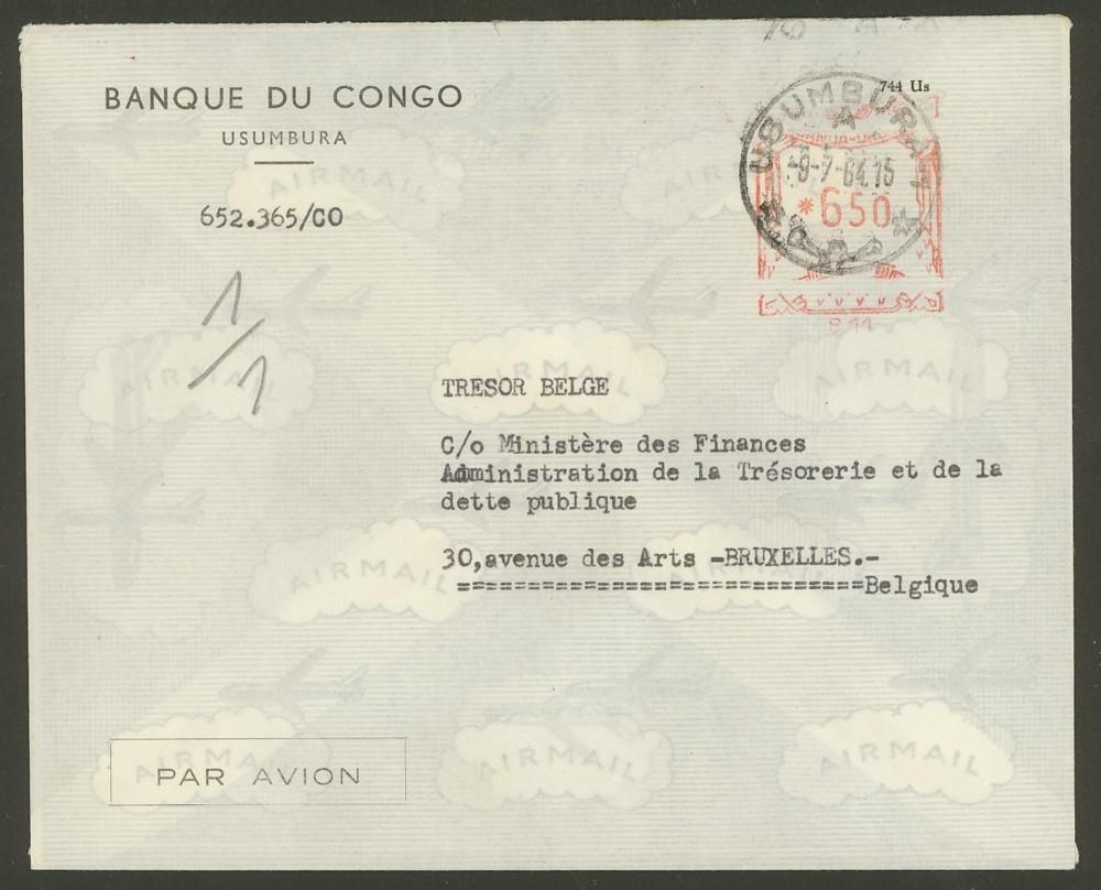Briefe Nach Mexiko : Philaseiten briefe ausländischer banken