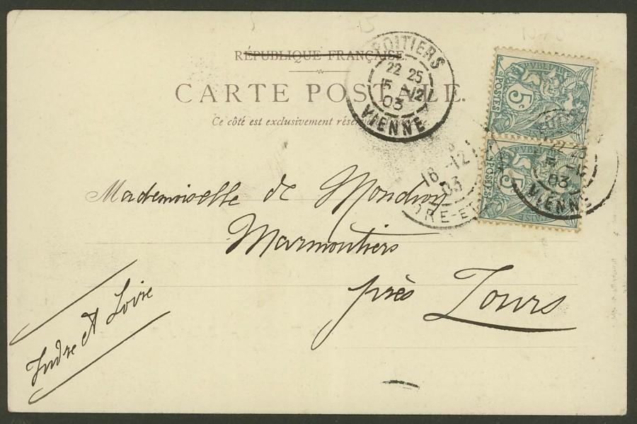 Philaseiten.de: Weltausstellung Paris 1900
