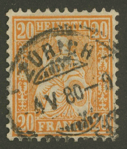 Briefmarken Niedrigerer Preis Mit Rumänien 1869 15 Bani Gestempelt Mi 23 Moderne Techniken Rumänien