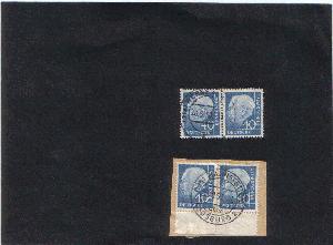 Briefmarken Bund Michel Nr 5 Gestempelt 36 Stück 15 Angenehme SüßE Diverse Philatelie