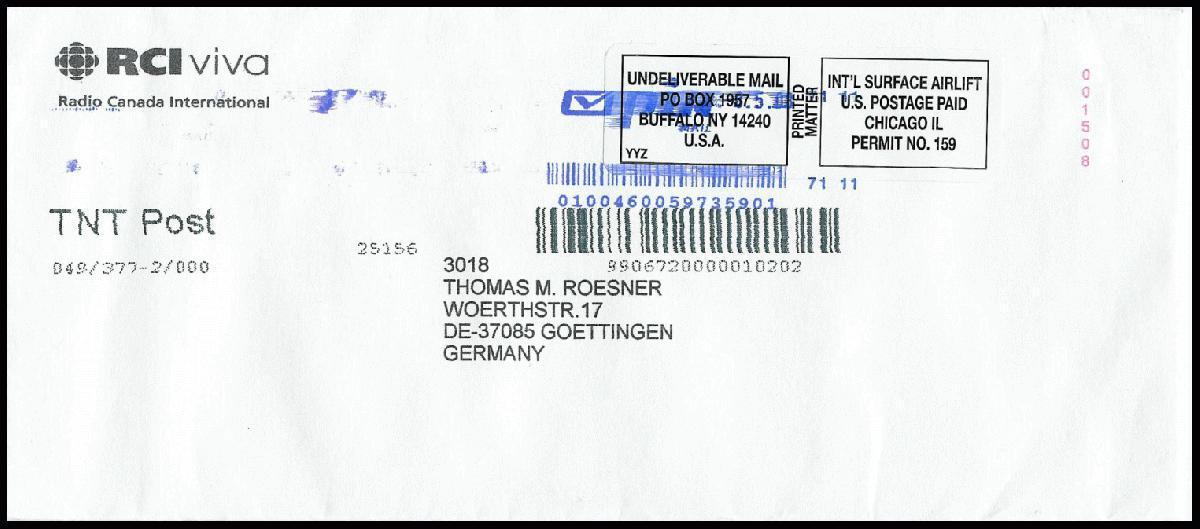 Briefe Von London Nach Deutschland : Philaseiten moderne postgeschichte internationales